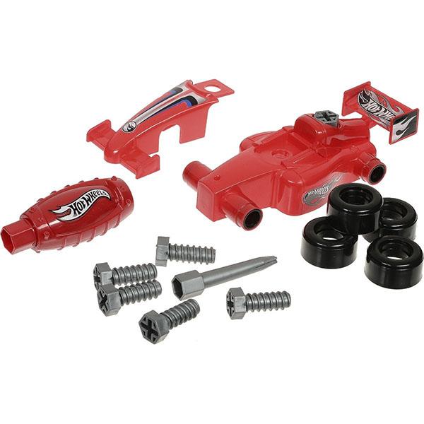 Купить Corpa HW225 Игровой набор юного механика Hot Wheels в чемодане, Игровой набор Copra