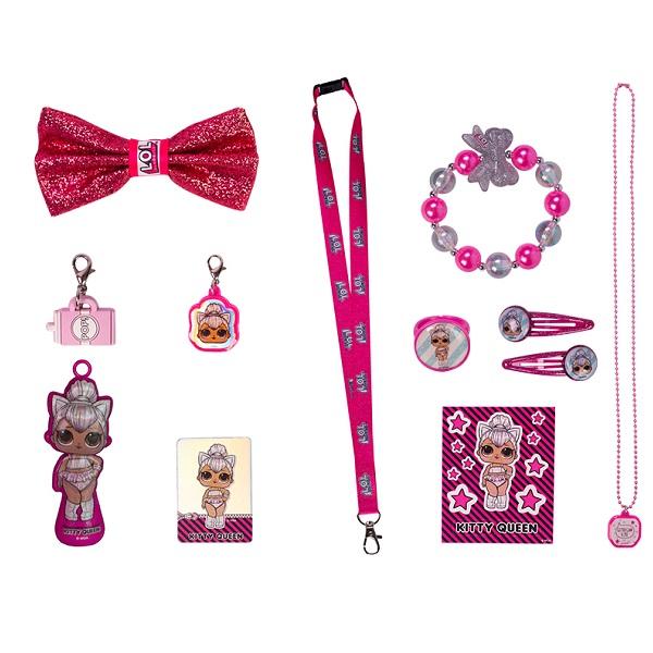 Купить Sinco Toys L.O.L LOL664020 Светящаяся кукла и набор для украшений (12 сюрпризов)