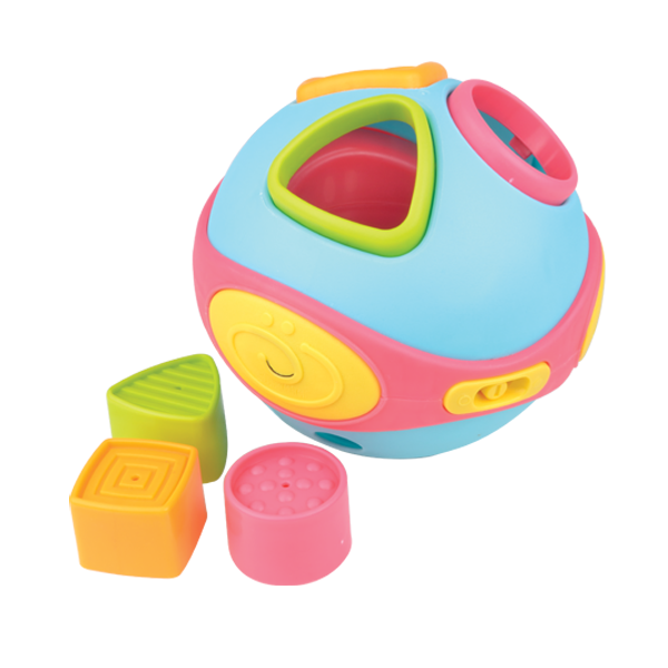 Купить Red Box 25604-1 Шар-сортер , Развивающие игрушки для малышей Red Box