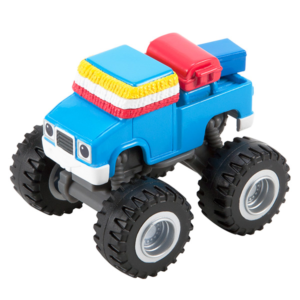 Mattel Blaze DGK32 Вспыш и его друзья, Гус - Игрушки для малышей