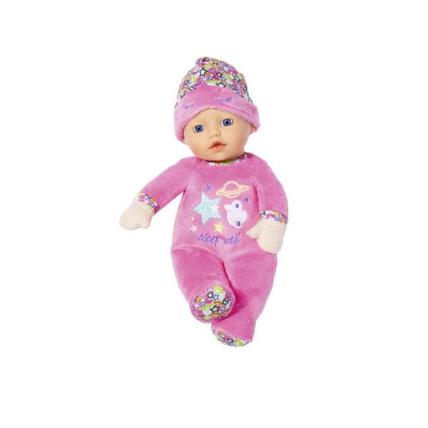 Купить Zapf Creation Baby born for babies 827-413 Бэби Борн Кукла мягкая с твердой головой, 30 см, Куклы и пупсы Zapf Creation