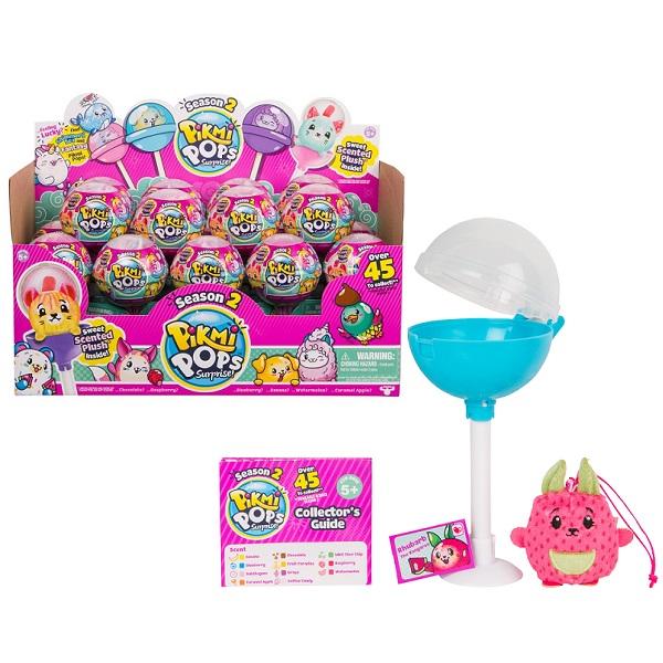 Купить Pikmi Pops 75158P Набор с героем Pikmi Pops (в дисплее), Игровые наборы и фигурки для детей Pikmi Pops