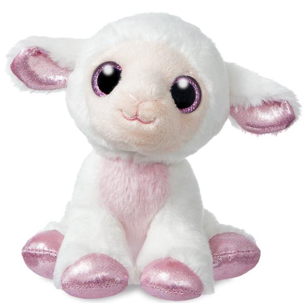 Aurora 171215D Овечка 18 см - Мягкие игрушки