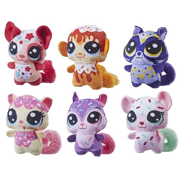 Купить Hasbro Littlest Pet Shop E2968 Литлс Пет Пет в коктейле (в ассортименте), Игровые наборы и фигурки для детей Hasbro Littlest Pet Shop