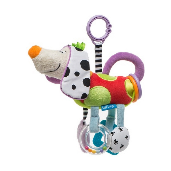 Купить Taf Toys 11695 Таф Тойс Подвеска Дружелюбный пёс , Подвески для малышей TAF TOYS