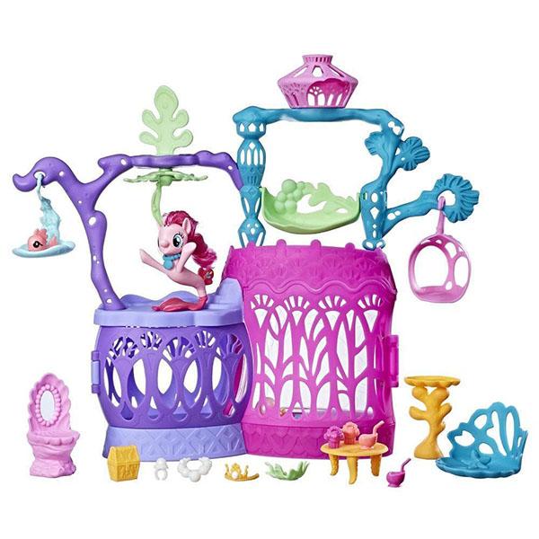 Купить Hasbro My Little Pony C1058 Май Литл Пони Игровой набор Замок , Игровой набор Hasbro My Little Pony