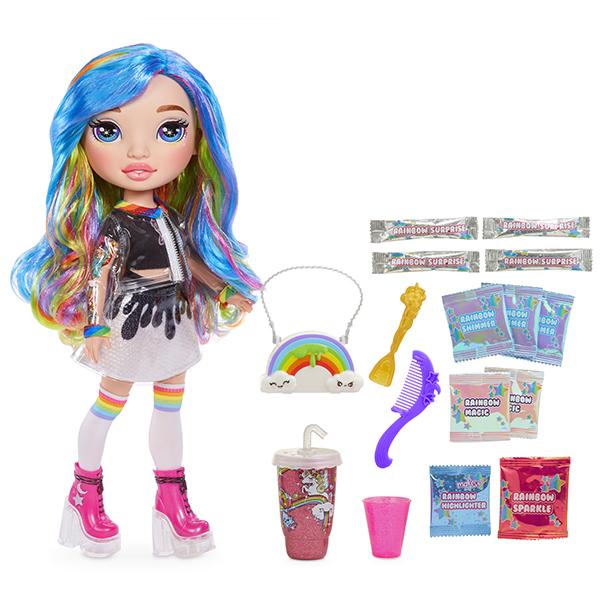 Игровые наборы и фигурки для детей Poopsie Surprise 559887 Кукла (розовая/радужная) фото