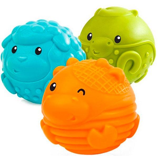 Купить B kids 905177 Игровые фигурки-шарики Sensory , Развивающие игрушки для малышей B kids