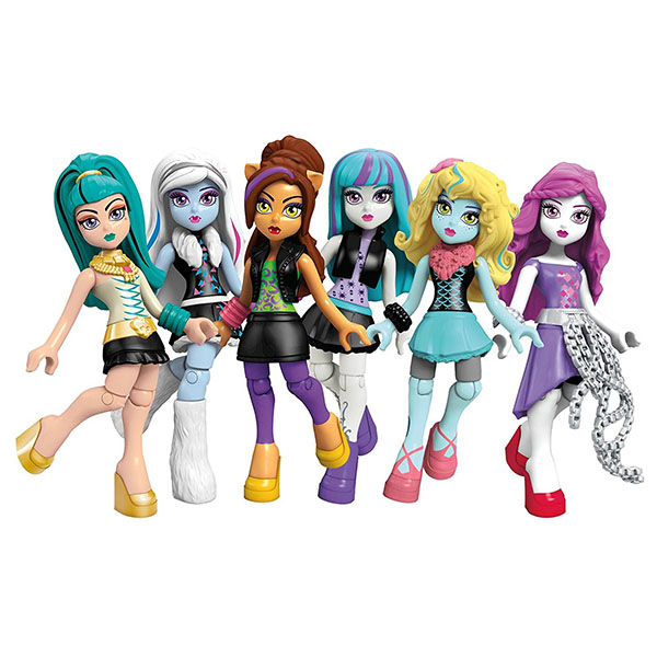 Конструктор Mattel Monster High