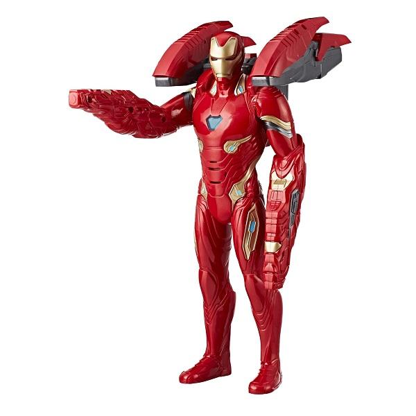Купить Hasbro Avengers E0560 Железный Человек в Усиленной Броне, Игровые наборы и фигурки для детей Hasbro Avengers