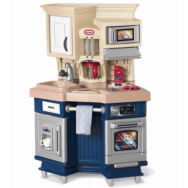 Детская кухня LittleTikes крупногабарит - Сюжетно-ролевые наборы, артикул:38831