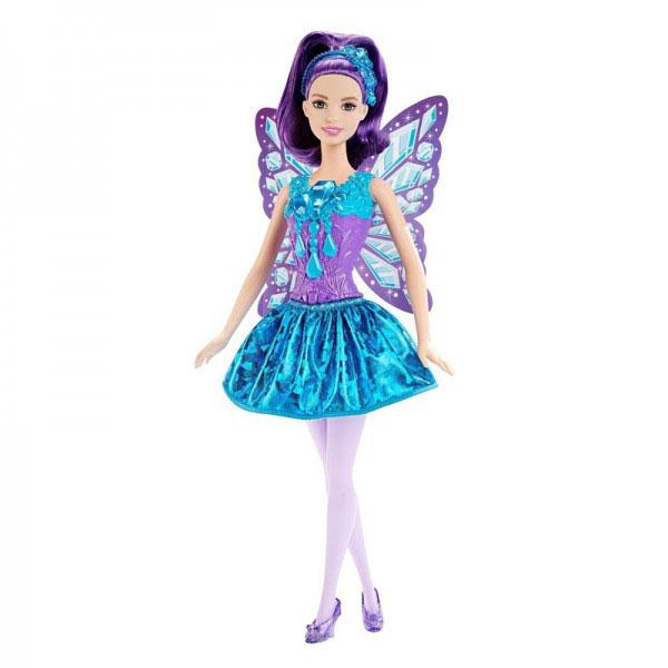 Купить Mattel Barbie DHM55 Барби Кукла-принцесса Gem Fashion, Кукла Mattel Barbie