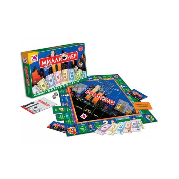 Купить Origami OR04336 Настольная игра Миллионер-элит (подарочный), Настольные игры Оригами