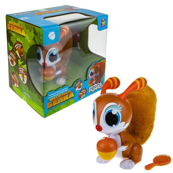 1toy T19036 Robo Pets Интерактивная игрушка