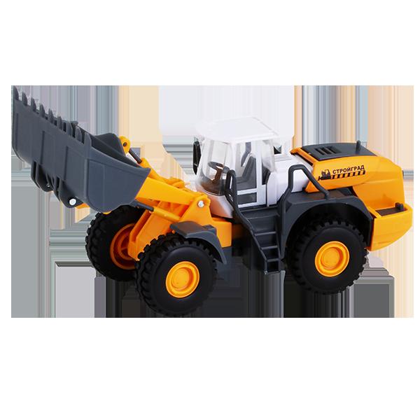 Игрушечные машинки и техника ТМ Wincars — Wincars U1401A-2 Экскаватор