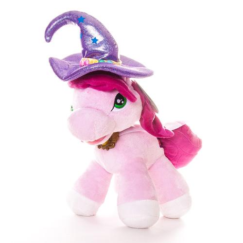 Filly Fairy 14-08 Филли Феи Мягкая лошадка Филли Ведьма Кадабра 30 см