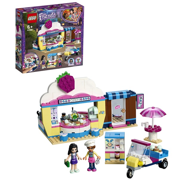 Купить Lego Friends 41366 Конструктор Лего Подружки Кондитерская Оливии, Конструкторы LEGO