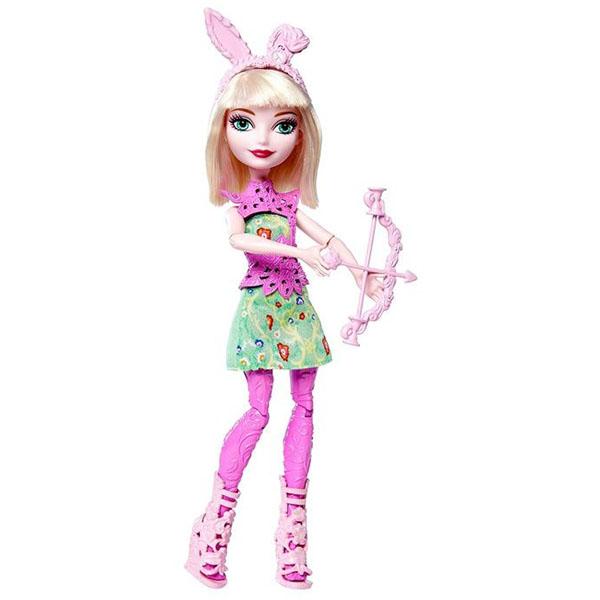 Купить Mattel Ever After High DVH81 Куклы-лучницы Банни Бланк, Кукла Mattel Ever After High