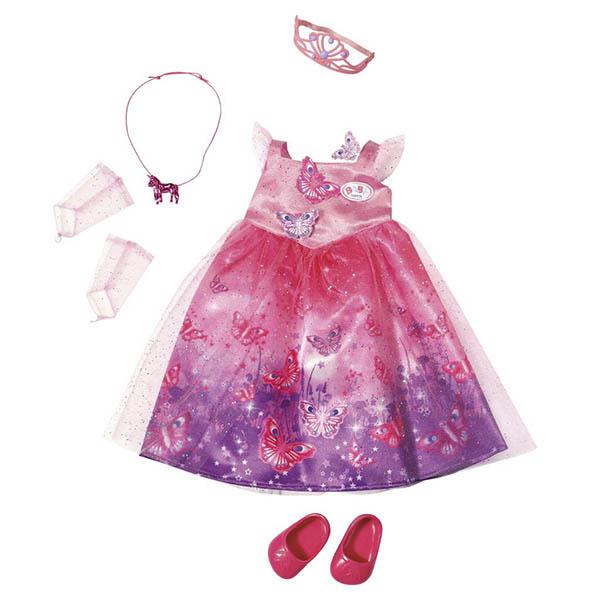 Zapf Creation Baby born 822-425 Бэби Борн Одежда Сказочная принцесса