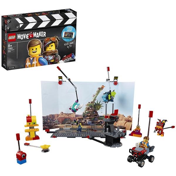 Купить LEGO Movie 2 70820 Конструктор ЛЕГО Фильм 2 Набор кинорежиссёра LEGO, Конструкторы LEGO