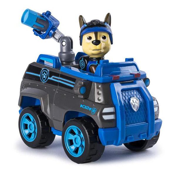 Купить Paw Patrol 16702-Cha Щенячий патруль Машина спасателя со щенком Чейз, Игровой набор Paw Patrol