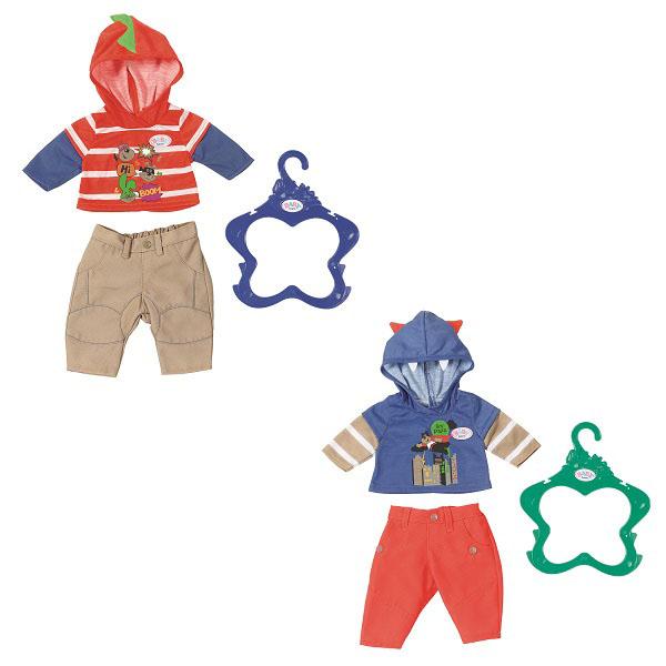 Одежда для куклы Zapf Creation Zapf Creation Baby born 824-535 Бэби Борн Одежда для мальчика