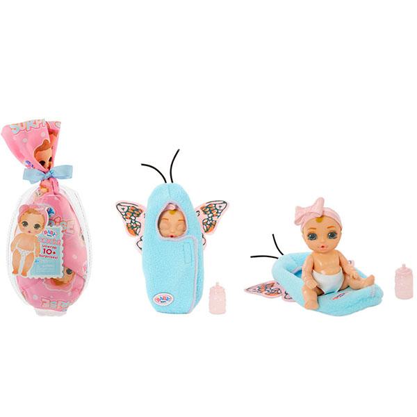 Купить Zapf Creation Baby Born Surprise 904-091 Бэби Борн Сюрпрайз Кукла, 2 серия (в ассортименте), Куклы и пупсы Zapf Creation