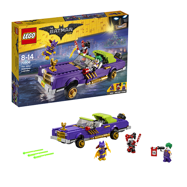Конструктор LEGO - Batman Movie, артикул:145755