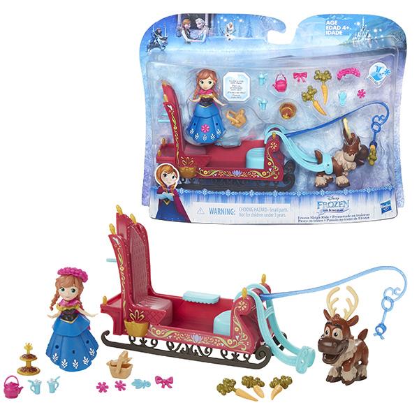 Купить Hasbro Disney Princess B5194 Набор маленькие куклы Холодное сердце (в ассортименте), Кукла Hasbro Disney Princess