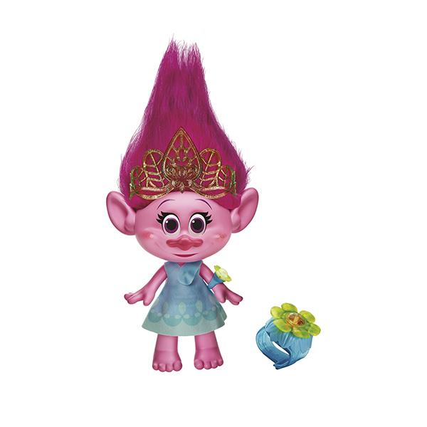Hasbro Trolls B6568 Тролли Поющая Поппи, Фигурка Hasbro Trolls  - купить со скидкой