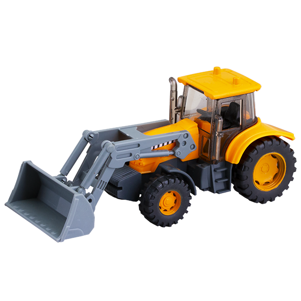 Игрушечные машинки и техника ТМ Wincars — Wincars U1401D-6 Экскаватор