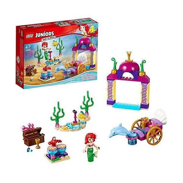 Купить Lego Juniors 10765 Конструктор Лего Джуниорс Подводный концерт Ариэль, Конструкторы LEGO