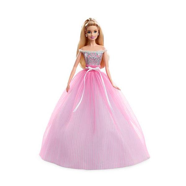 Mattel Barbie DVP49 Барби Коллекционные куклы Пожелания ко дню рождения - Куклы и аксессуары