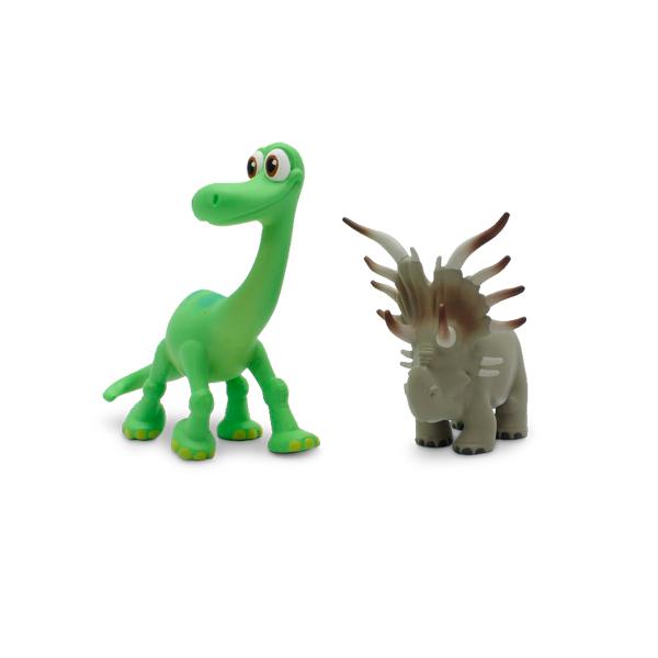 Купить Good Dinosaur 62905 Хороший Динозавр Фигурки (2 штуки) (в ассортименте), Фигурка Good Dinosaur (TOMY)