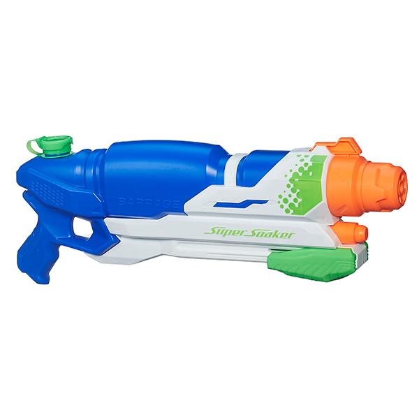 Купить Hasbro Nerf A4837 Нерф Супер Сокер Шквал (бластер), Игрушечное оружие Hasbro Nerf