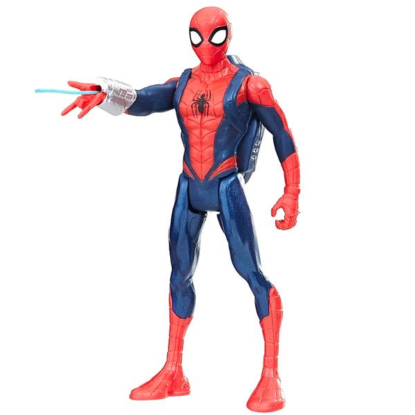Hasbro Spider-Man E0808 Человек-Паук с аксессуарами