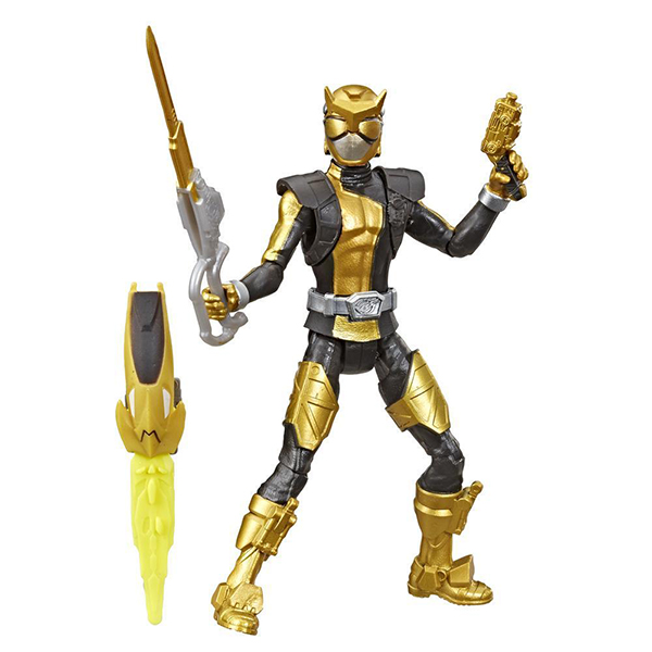 Купить Hasbro Power Rangers E6030 Золотой Рейнджер с боевым ключом, Игровые наборы и фигурки для детей HASBRO POWER RANGERS