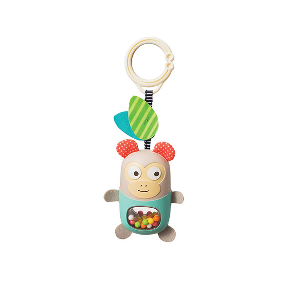 Купить Taf Toys 12345 Таф Тойс Погремушка Обезьянка , Развивающие игрушки для малышей TAF TOYS