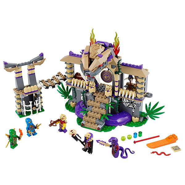 70749 Лего Ниндзяго Храм