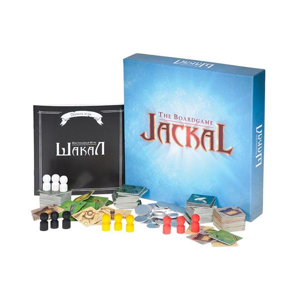 Настольная игра Игры — Magellan MAG00011 Настольная игра Шакал (обновленная версия)