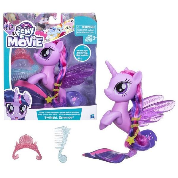 Купить Hasbro My Little Pony C0683/C1831 Май Литл Пони Мерцание пони-модницы Твайлайт Спаркл, Игровые наборы и фигурки для детей Hasbro My Little Pony
