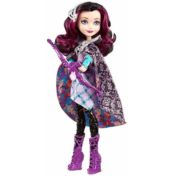 Купить Mattel Ever After High DVJ21 Волшебная лучница Рэйвен Квин, Кукла Mattel Ever After High