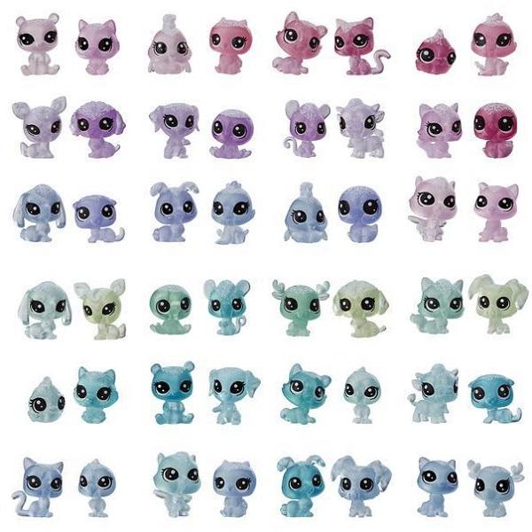 Купить Hasbro Littlest Pet Shop E5482 Литлс Пет Шоп Петы-парочки Холодное царство , Игровые наборы и фигурки для детей Hasbro Littlest Pet Shop