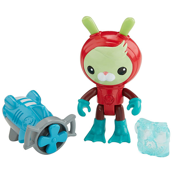 Игровой набор Mattel Octonauts - Минифигурки, артикул:147041