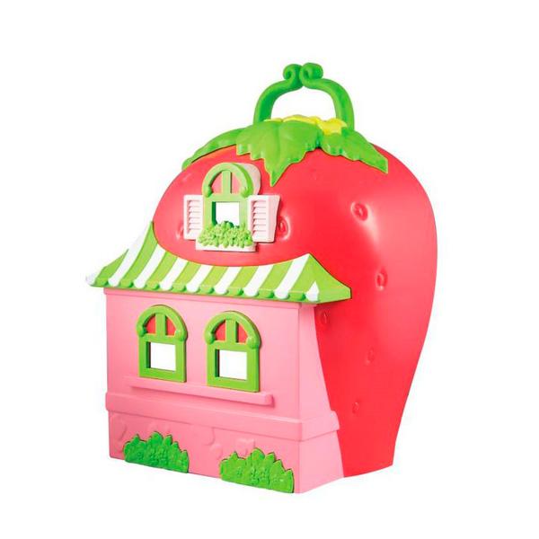 Купить Strawberry Shortcake 12267 Шарлотта Земляничка Набор Кукла 15 см с домом и аксессуарами, коробка, Кукла Strawberry Shortcake
