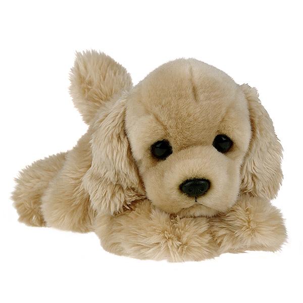 Купить Aurora 22-102 Аврора Бордер Кокер-спаниель щенок 22 см, Мягкая игрушка Aurora