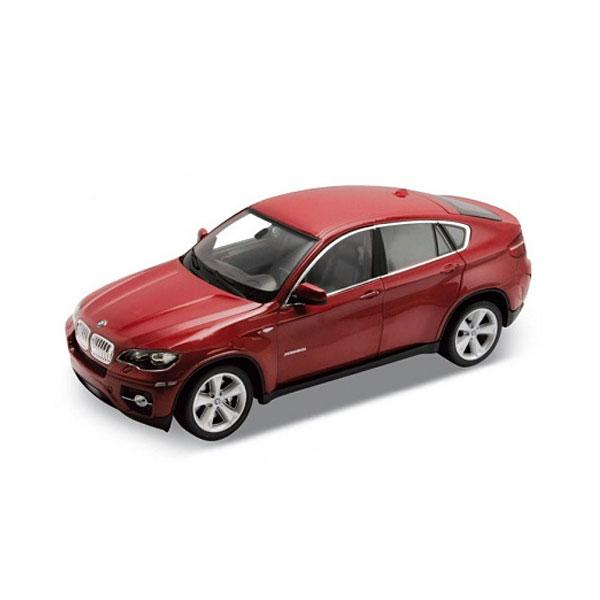Welly 24004 Велли Mодель машины 1:24 BMW X6, Машинка Welly  - купить со скидкой