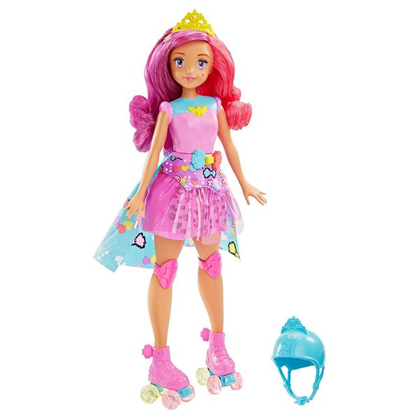 Купить Mattel Barbie DTW00 Барби Кукла Повтори цвета из серии Barbie и виртуальный мир , Кукла Mattel Barbie