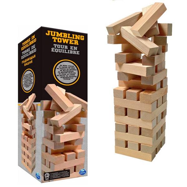 Spin Master 6033148 Настольная игра Дженга, арт:146275 - Другие игры, Настольные игры