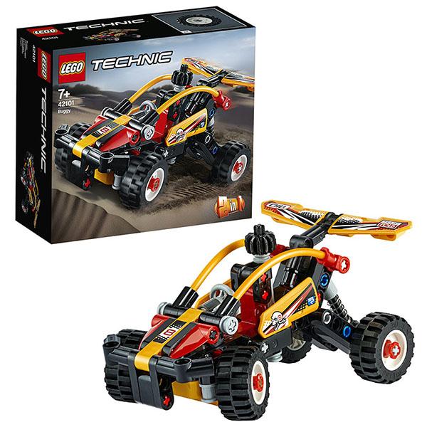 Конструкторы LEGO — LEGO Technic 42101 Конструктор ЛЕГО Техник Багги